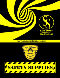 Save Smart Products Safety Supplies Full Line of PPE, and Safety Products